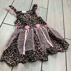 Princess Leopard Onesie Dress by Children's Place✨